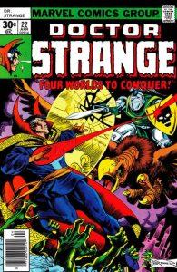 Doctor Strange #22 (1977)