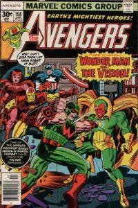 Avengers #158 (1977)