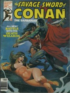 The Savage Sword of Conan #18 (1977)