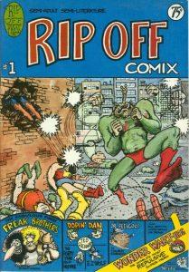 Rip Off Comix #1 (1977)