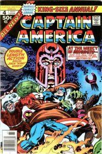 Captain America Annual #4 (1977)