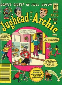 Jughead with Archie Digest #20 (1977)