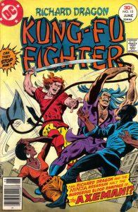 Richard Dragon, Kung-Fu Fighter #15 (1977)