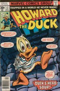 Howard the Duck #12 (1977)