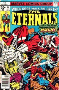 The Eternals #14 (1977)