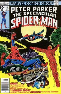 The Spectacular Spider-Man #6 (1977)