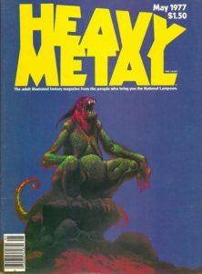 Heavy Metal Magazine #2 (1977)