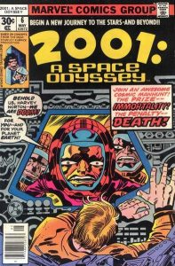 2001: A Space Odyssey #6 (1977)