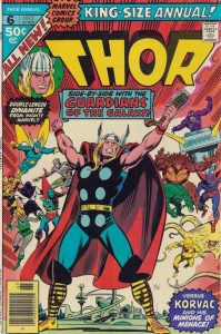 Thor Annual #6 (1977)