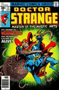 Doctor Strange #23 (1977)