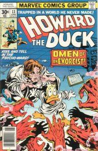 Howard the Duck #13 (1977)