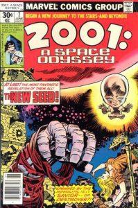 2001: A Space Odyssey #7 (1977)