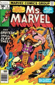 Ms. Marvel #6 (1977)