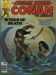 The Savage Sword of Conan #19 (1977)