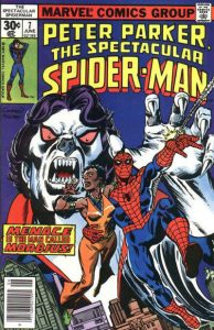The Spectacular Spider-Man #7 (1977)