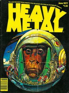 Heavy Metal Magazine #3 (1977)