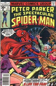 The Spectacular Spider-Man #11 (1977)