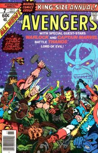 Avengers Annual #7 (1977)