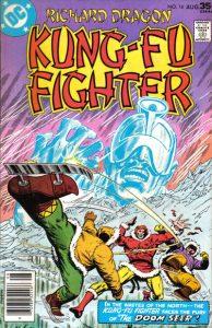 Richard Dragon, Kung-Fu Fighter #16 (1977)