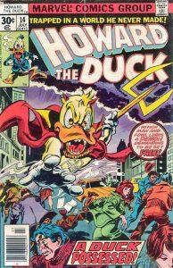 Howard the Duck #14 (1977)