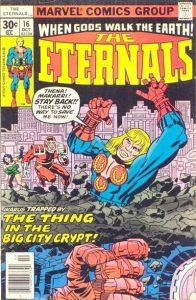 The Eternals #16 (1977)
