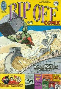 Rip Off Comix #2 (1977)