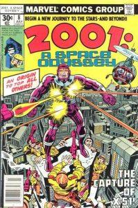 2001: A Space Odyssey #8 (1977)