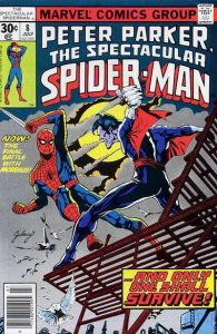 The Spectacular Spider-Man #8 (1977)