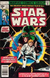 Star Wars #1 (1977)