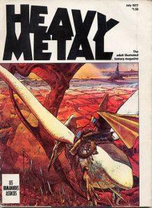 Heavy Metal Magazine #4 (1977)