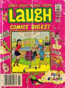 Laugh Comics Digest #11 (1977)