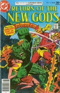 The New Gods #13 (1977)