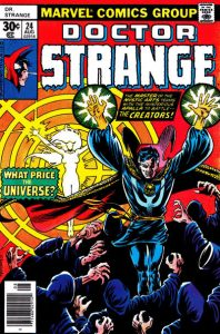 Doctor Strange #24 (1977)