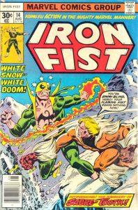Iron Fist #14 (1977)