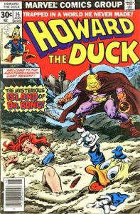 Howard the Duck #15 (1977)