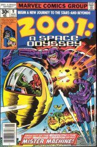 2001: A Space Odyssey #9 (1977)