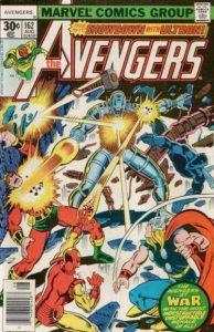 Avengers #162 (1977)