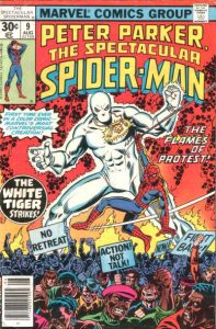 The Spectacular Spider-Man #9 (1977)