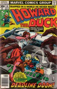 Howard the Duck #16 (1977)