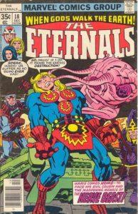 The Eternals #18 (1977)