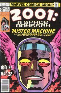 2001: A Space Odyssey #10 (1977)