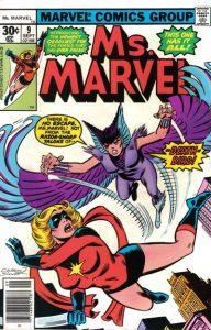 Ms. Marvel #9 (1977)