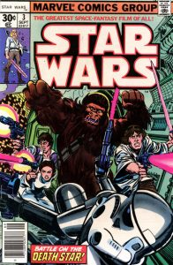 Star Wars #3 (1977)