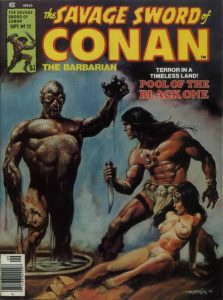 The Savage Sword of Conan #22 (1977)
