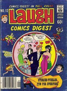 Laugh Comics Digest #12 (1977)