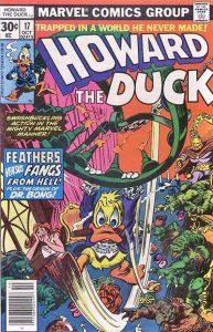 Howard the Duck #17 (1977)