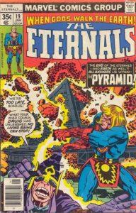 The Eternals #19 (1977)