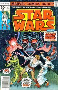 Star Wars #4 (1977)