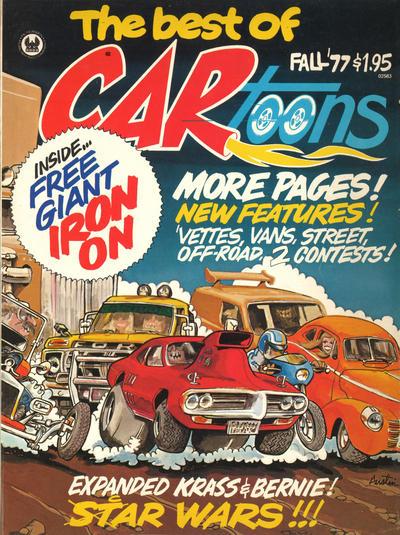 CARtoons #[102] (1977)