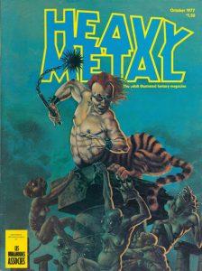 Heavy Metal Magazine #7 (1977)